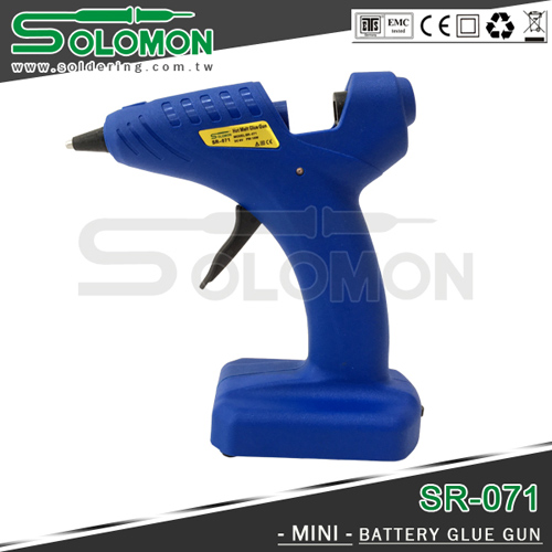 Mini Battery Glue Gun SR-071